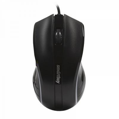 Мышь проводная Smart Buy ONE 338 чёрный USB