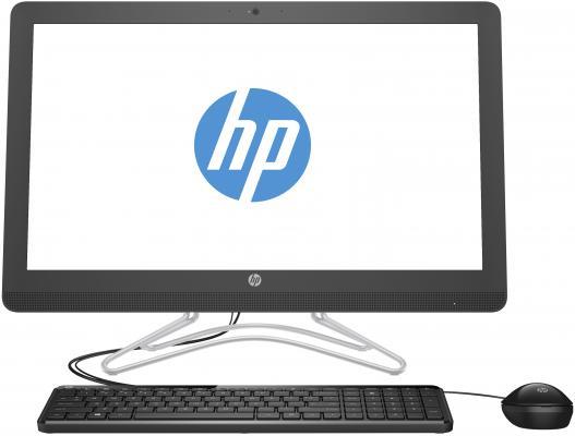 "Моноблок 23.8"" HP 24-e047ur 1920 x 1080 Intel Core i3-7100U 4Gb 1Tb Intel HD Graphics 620 Windows 10 серый 2BW41EA"