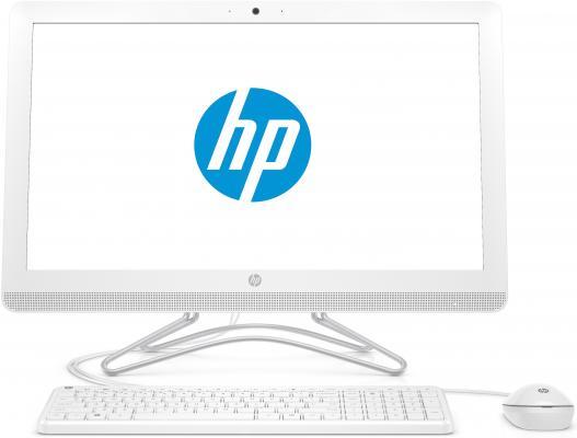 "HP 24-e082ur [2BW56EA] Snow White 23.8"" FHD A9-9400/4Gb/1Tb/DVDRW/W10/k+m"