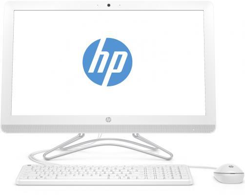 Моноблок 23.8 HP 24-e053ur 1920 x 1080 Intel Core i5-7200U 4Gb 1Tb nVidia GeForce GT 920МХ 2048 Мб Windows 10 белый 2BW46EA hp hp 920