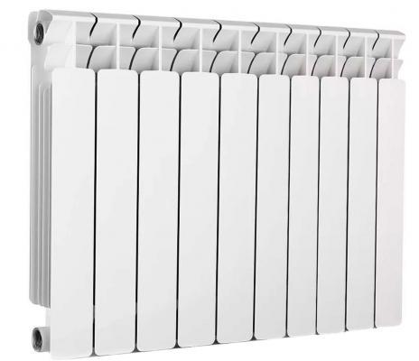 Радиатор RIFAR B 500 х10 сек НП прав  (BVR)           (собранный)