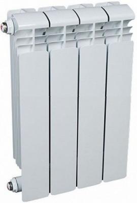 Радиатор RIFAR Alum 350 х 4 сек собранный  алюминиевый радиатор rifar alum ventil avr 500 14
