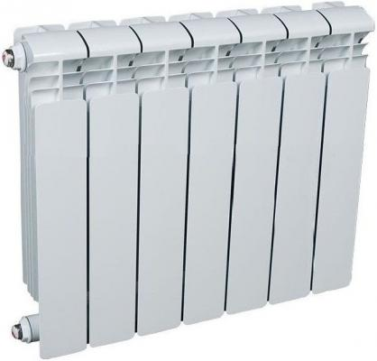 Радиатор RIFAR Alum 350 х 7 сек собранный  алюминиевый радиатор rifar alum ventil avr 500 14