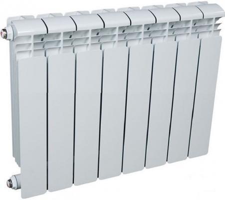 Радиатор RIFAR Alum 350 х 8 сек собранный  алюминиевый радиатор rifar alum ventil avr 500 14