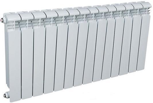 Радиатор RIFAR Alum 350 х14 сек собранный радиатор rifar alum 350 х14 сек собранный