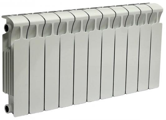 Радиатор RIFAR Monolit 350 х11 сек НП прав  (MVR) биметаллический радиатор rifar monolit ventil mvr 350 08