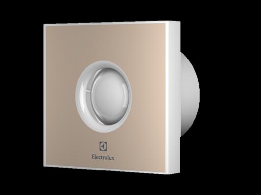 Вентилятор вытяжной Electrolux Rainbow EAFR-100 beige 230 Вт бежевый