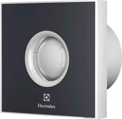 Вентилятор вытяжной Electrolux Rainbow EAFR-100 15 Вт черный electrolux тостер electrolux eat3240 черный 940вт