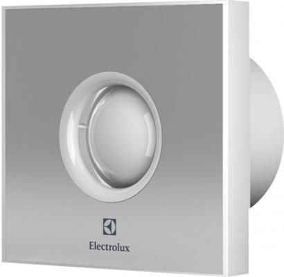 Вентилятор вытяжной Electrolux Rainbow EAFR-100 15 Вт серый цена