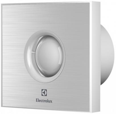 Вентилятор вытяжной Electrolux Rainbow EAFR-100 15 Вт серебристый
