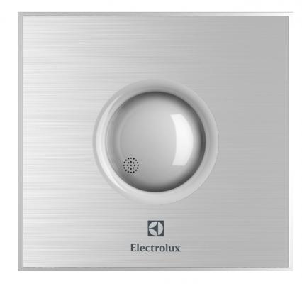 Вентилятор вытяжной Electrolux Rainbow EAFR-100T 15 Вт серебристый вытяжной вентилятор electrolux eafr 150 mirror