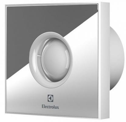 Вентилятор вытяжной Electrolux Rainbow EAFR-100TH 15 Вт серебристый