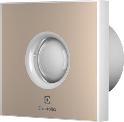 Картинка для Вентилятор вытяжной Electrolux Rainbow EAFR-120 beige 20 Вт бежевый