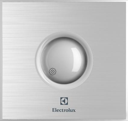 Картинка для Вентилятор вытяжной Electrolux Rainbow EAFR-120 steel 20 Вт серый