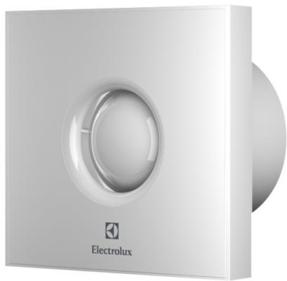 Вентилятор вытяжной Electrolux Rainbow EAFR-120T 20 Вт белый вытяжной вентилятор electrolux eafr 150 mirror