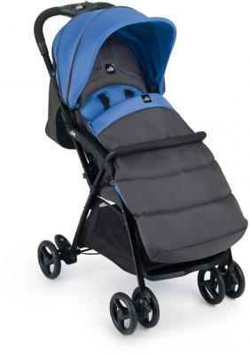 Фото - Коляска прогулочная Cam Curvi (119/темно-серый/синий) коляска прогулочная everflo safari grey e 230 luxe