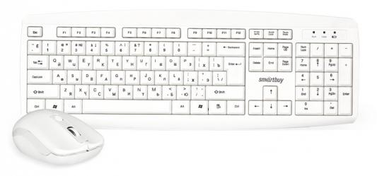 Комплект Smartbuy One 212332AG белый USB SBC-212332AG-W