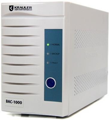 ИБП Krauler Basic BAC-1000 1000VA/600W 70771