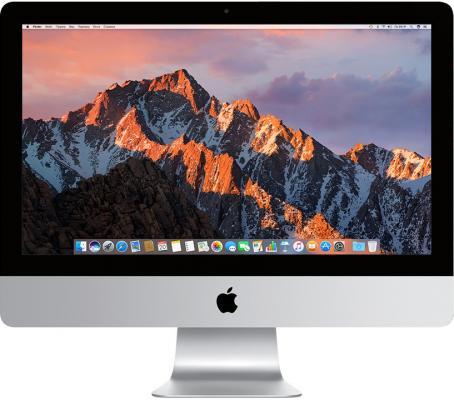 Фото - Моноблок 21.5 Apple iMac 4096 x 2304 Intel Core i5-7400 16Gb 1Tb AMD Radeon Pro 555 2048 Мб macOS серебристый Z0TK0014P, Z0TK/2 моноблок 27 apple imac 5120 x 2880 intel core i5 7600 8gb 3tb amd radeon pro 575 4096 мб macos серебристый z0tq002bx