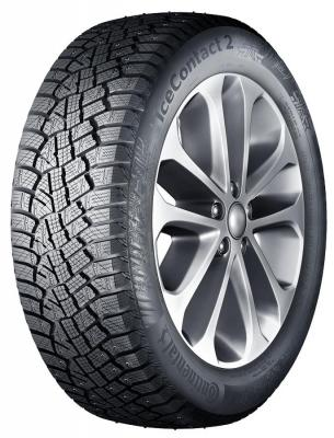 Шина Continental IceContact 2 SUV 235/55 R20 105T шины continental icecontact 2 suv 245 55 r19 103t