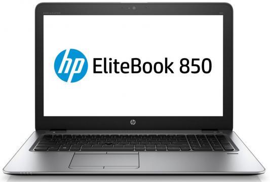 Ноутбук HP EliteBook 850 G4 15.6 1920x1080 Intel Core i7-7500U 1EN69EA ноутбук hp elitebook 820 g4 z2v85ea z2v85ea