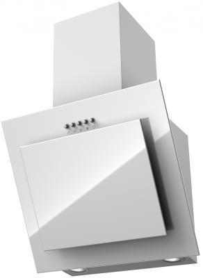 Вытяжка каминная Krona Seliya 500 push button белый вытяжка krona diana 500 inox push button