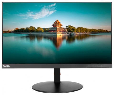 Lenovo ThinkVision Monitor T22i-10 21,5 16:9 IPS, LED 1920x1080 6ms 1000:1 250 178/178 VGA/N/HDMI1.4/DP1.2/Tilt, swivel, pivot , lift, USB 3.0 Hub, 3y, carry-in монитор lenovo thinkvision monitor t24d 10 61b4mat1eu 61b4mat1eu