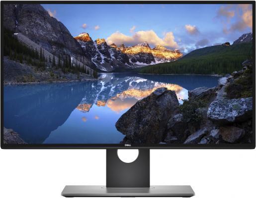 dell ultrasharp up2716d black монитор Монитор 25 DELL UltraSharp U2518D 2518-6806
