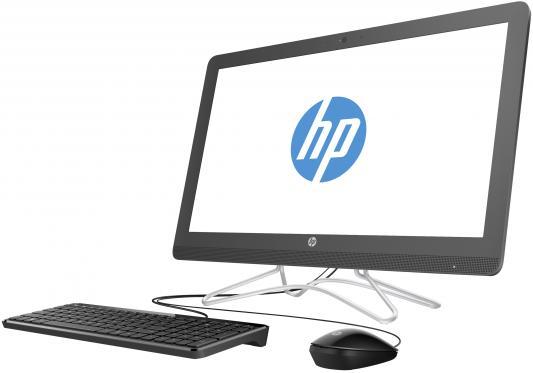 """Моноблок 23.8"""" HP 24-e055ur 1920 x 1080 Intel Core i5-7200U 8Gb 1Tb nVidia GeForce GT 920МХ 2048 Мб Windows 10 черный 2BW48EA"""