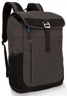 Рюкзак для ноутбука 15.6 DELL 460-BBZP нейлон черный серый цена