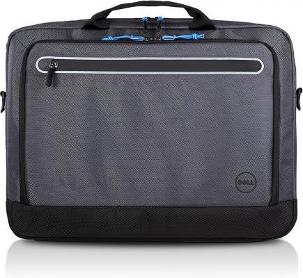 Сумка для ноутбука 15.6 DELL Urban нейлон черный 460-BCBD цена
