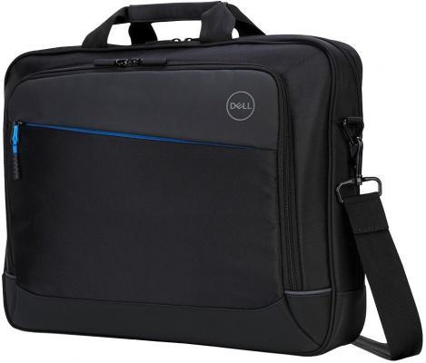 Сумка для ноутбука 15.6 DELL 460-BCFK синтетика черный