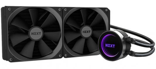 rl 21011 02 Водяное охлаждение NZXT RL-KRX62-02 280mm