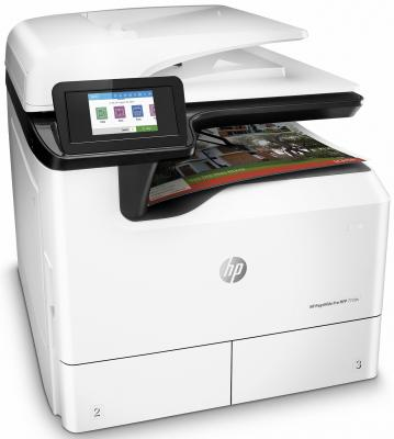 МФУ HP PageWide Pro 772dn MFP Y3Z54B цветное A3 55ppm 1200x1200dpi Ethernet USB мфу hp pagewide pro 452dw