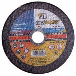 "Отрезной круг Зубр ""Луга"" абразивный для УШМ 230х2.5х22.2мм по металлу 3612-230-2,5"