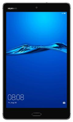 Планшет Huawei MediaPad M3 Lite 8 16Gb Grey Wi-Fi 3G Bluetooth LTE Android 53019446 CPN-L09 планшет huawei mediapad m2 8 0 16gb wi fi 4g lte silver