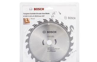 Пильный диск Bosch ECO WO 190x20/16-24T 2608644375 bosch 2608644380 пильный диск eco wo 200x32 48t