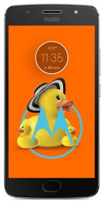Смартфон Motorola G5S серый 5.2 32 Гб LTE Wi-Fi GPS 3G XT1794  PA7W0006RU смартфон micromax q334 canvas magnus черный 5 4 гб wi fi gps 3g