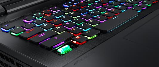 """Ноутбук MSI GT75VR 7RF-055RU Titan Pro 4K 17.3"""" 3840x2160 Intel Core i7-7820HK 9S7-17A211-055"""