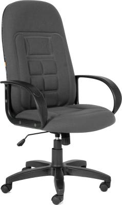 Кресло Chairman 727 Россия серый 1095994 компьютерное кресло chairman 727 серый