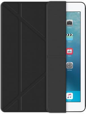 Фото - Чехол-книжка Deppa Wallet Onzo для iPad 3 iPad 4 чёрный 88014 thinkthendo 3 color retro women lady purse zipper small wallet coin key holder case pouch bag new design