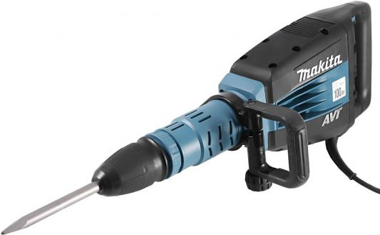 Отбойный молоток Makita HM1214C 1510Вт отбойный молоток makita hm1400