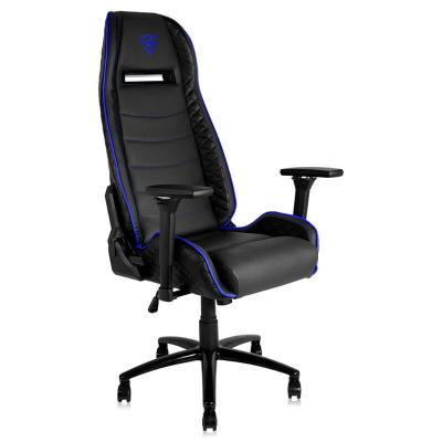 Кресло компьютерное игровое ThunderX3 TGC40-BB черный синий 4710700955093 thunderx3 tgc40 игровое кресло black red