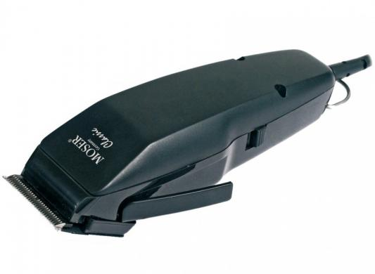 Машинка для стрижки волос Moser 1400-0457 чёрный машинка для стрижки волос moser 1400 0451 серебристый чёрный
