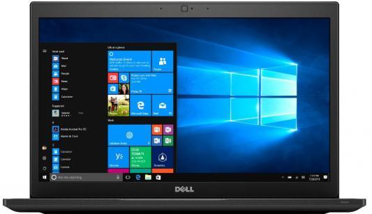 Ноутбук DELL Latitude 7480 14 1920x1080 Intel Core i5-6200U 7480-7928 ноутбук dell latitude 7480 7480 8678 7480 8678