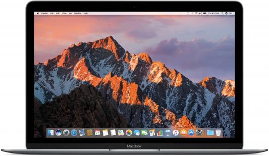 Ноутбук Apple MacBook 12 2304x1440 Intel Core i5 512 Gb 8Gb Intel HD Graphics 615 серебристый macOS MNYJ2RU/A ноутбук apple macbook mid 2017 12 mnyj2 ru a retina core i5 1 3 ггц 8 гб 512 гб flash hd 615 серебристый