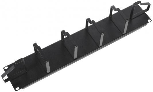 Горизонтальный кабельный органайзер ЦМО ГКО-2-6-9005 19 2U односторонний горизонтальный кабельный органайзер цмо гко 4 62 19 1u 4 кольца черный гко 4 62 9005