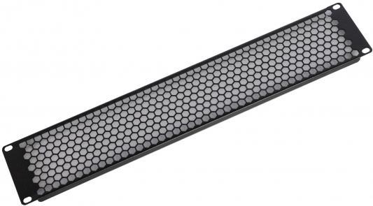 Фальш-панель ЦМО ФП-1.4-9005 1шт 1м черный