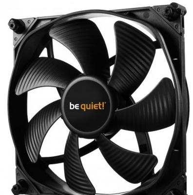 Вентилятор be quiet! SilentWings 3 140x140x25мм 4pin 1000rpm BL067 от 123.ru