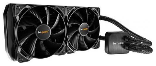 Водяное охлаждение Be quiet! Silent Loop BW003 Socket 775/1150/1151/1155/1156/2066/1356/1366/2011/2011-3/AM2/AM2+/AM3/AM3+/FM1 цена